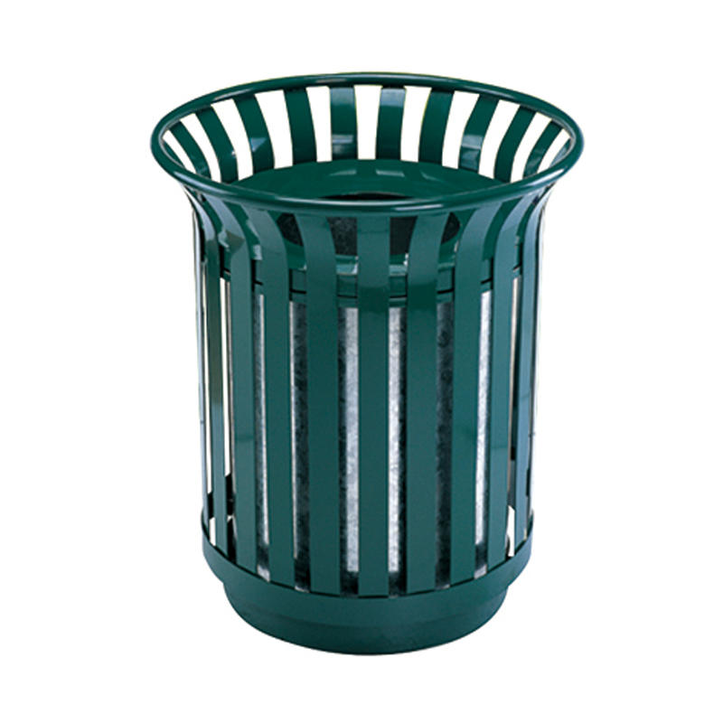 Fenghe deluxe best outdoor garbage can recycling for public house-2