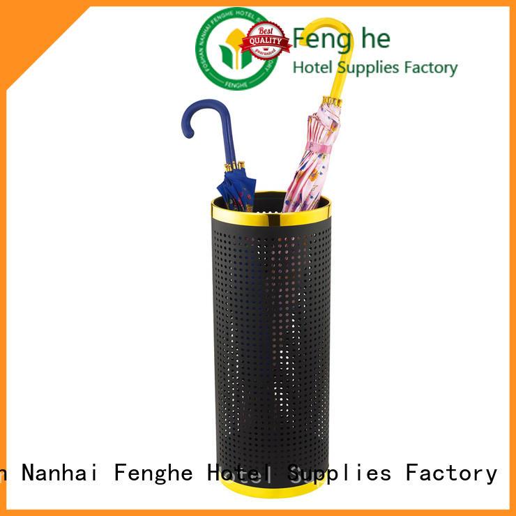 Fenghe stand vintage umbrella holder supplier for campus