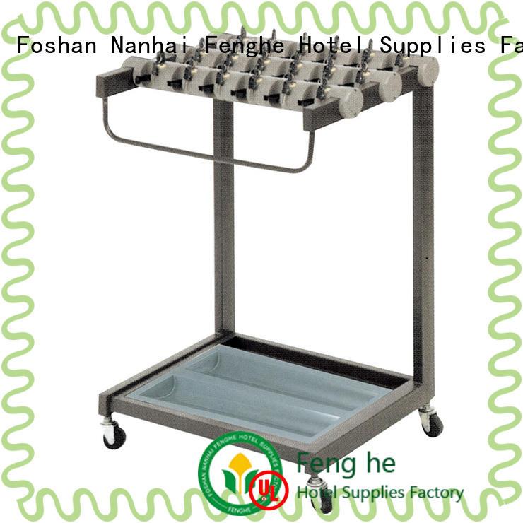 high reliability metal umbrella holder wet supplier for motel