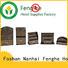 Fenghe unique design guest information folder trader for hotel