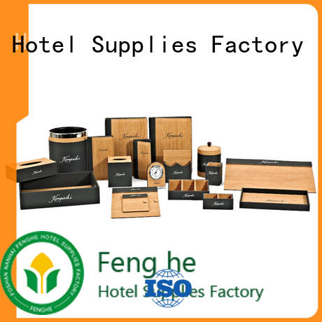 Fenghe unique design leather writing folder leading company for wholesale