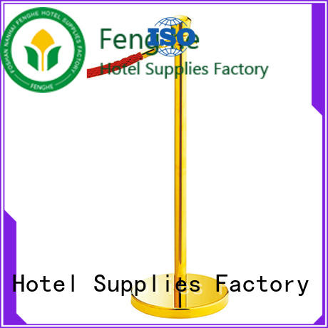 Fenghe stand rope barrier manufacturer for sale