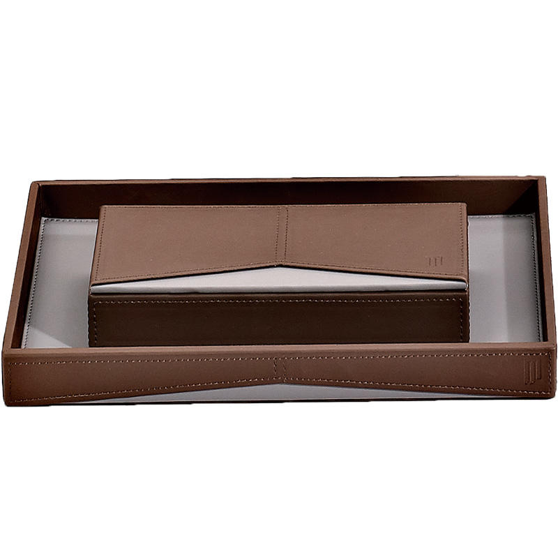 Fenghe amenities leather folder awarded supplier for wholesale-3