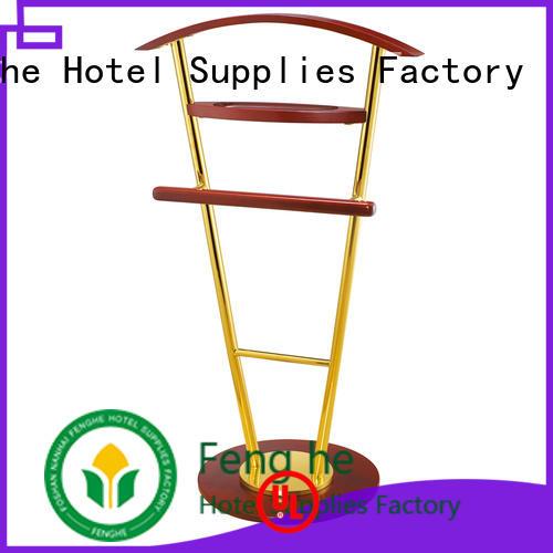 Fenghe 5 star service hanging coat rack manufacturer for seminars