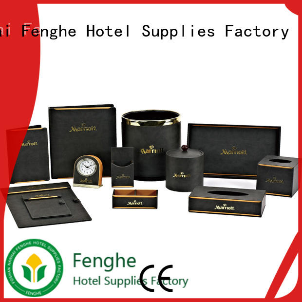 Fenghe dedicated service hotel supplies manufacturer for lobby