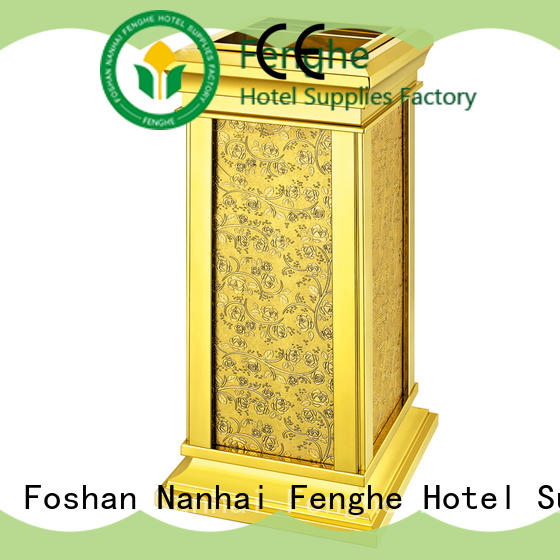 Fenghe China ash bin overseas market for sale