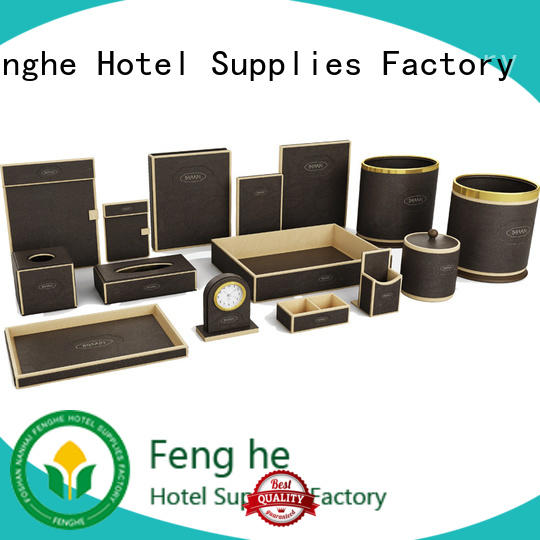 Fenghe new hotel binder awarded supplier for hotel