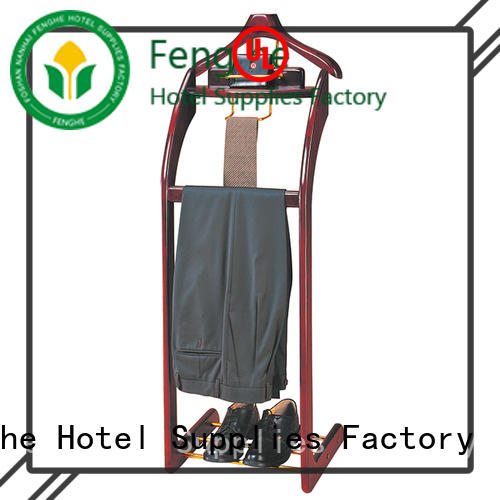 Fenghe hospitality coat hanger stand manufacturer for lecture halls