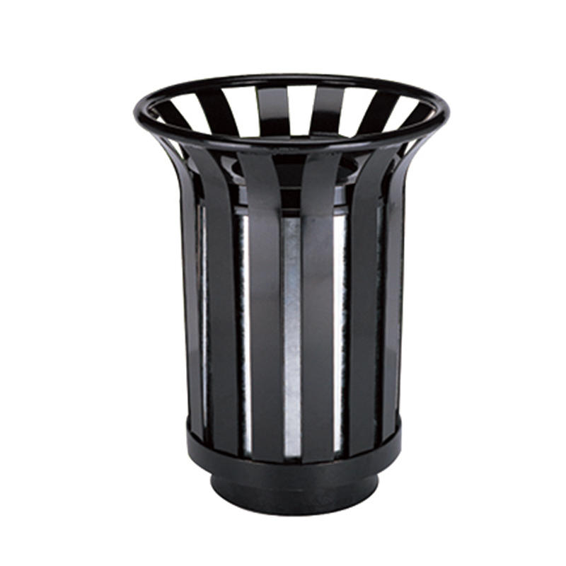 Fenghe deluxe best outdoor garbage can recycling for public house-3