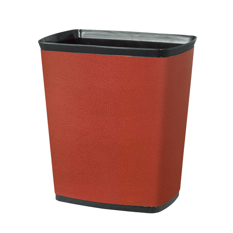 Fenghe-Hotel Trash Bin Supplier, Open Top Stainless Steel Trash Can | Fenghe-1
