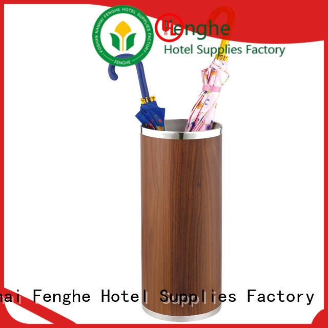 Fenghe iron umbrella bag dispenser solution expert for motel