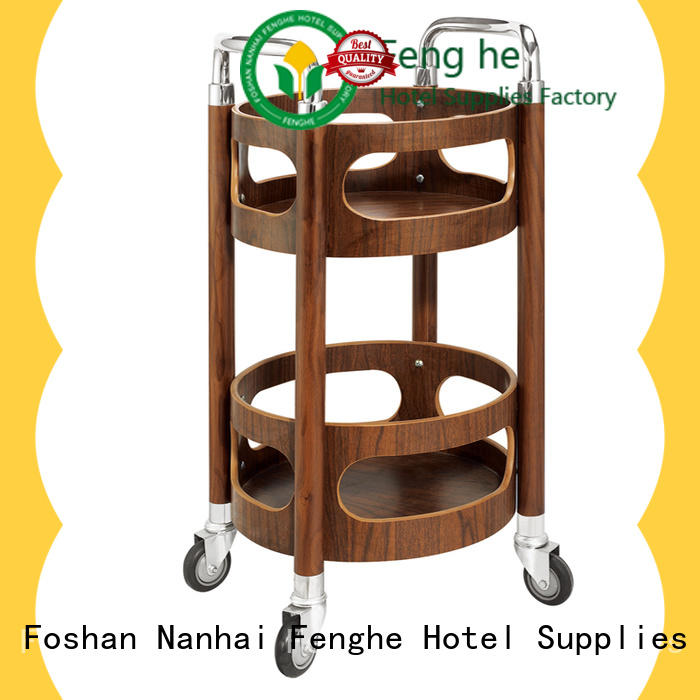 Fenghe new wine cart leading company for hotel