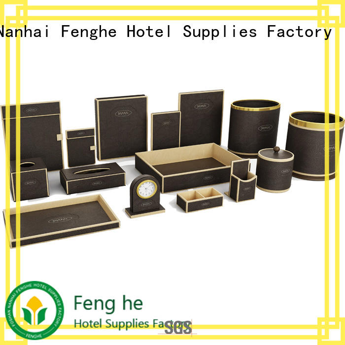 Fenghe new hotel folder trader for wholesale