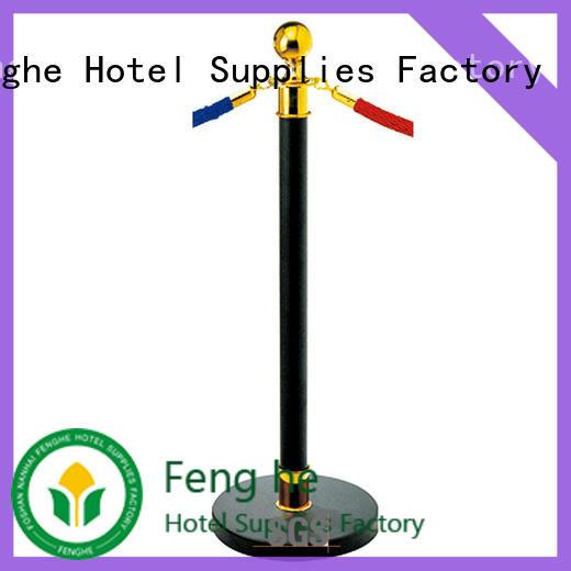 Fenghe new velvet rope barrier design for sale