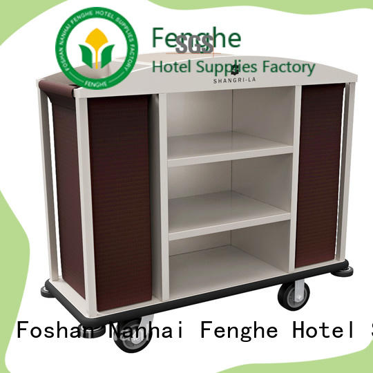 luxury hotel housekeeping trolley modern inquire now for importer