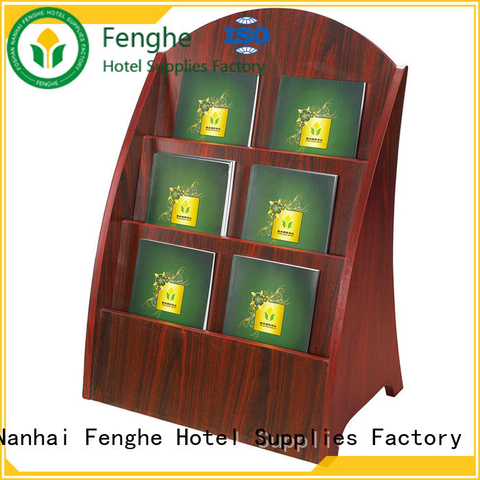 Fenghe affordable newspaper display rack factory for wholesale
