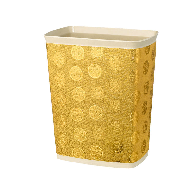 Fenghe-Hotel Trash Bin Supplier, Open Top Stainless Steel Trash Can | Fenghe