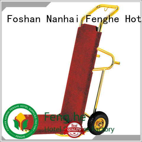 Fenghe OEM ODM hotel luggage carrier order now for motel