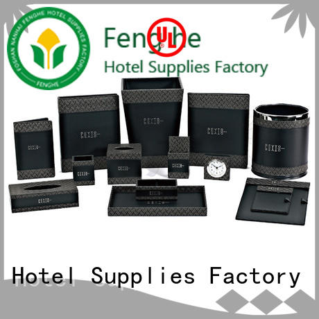 box leather folder trader for guest house Fenghe