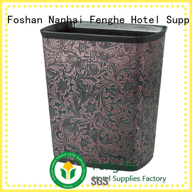 most popular hotel room bins supplies factory for guest rooms