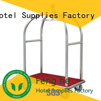 Fenghe stainless hotel supplies factory for hotel