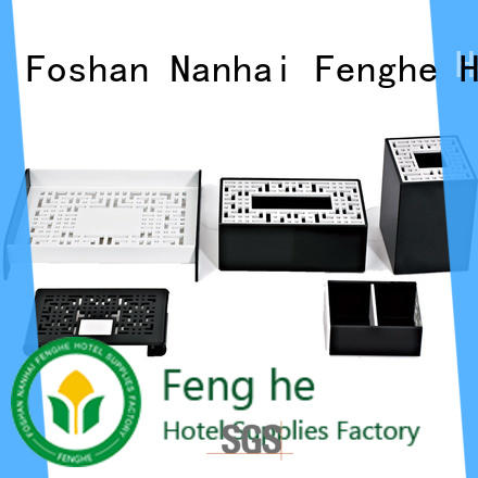 Fenghe standard acrylic tray overseas trader for retailing business