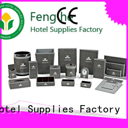 hotel binder amenities for hotel Fenghe
