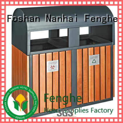 dedicated service outdoor garbage can storage garbagecan chinese manufacturer for lobby