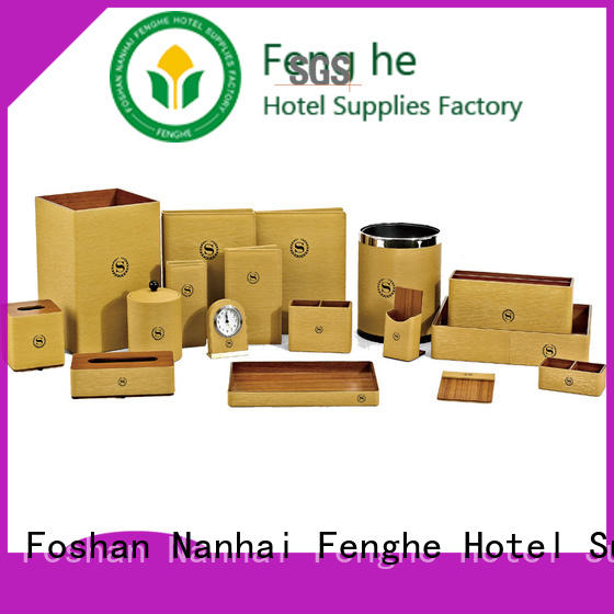 Fenghe new leather file folder trader for wholesale