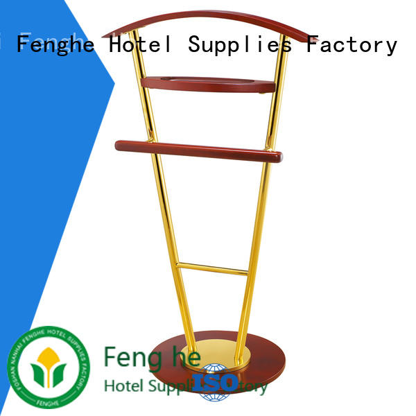Fenghe antique hat and coat rack factory for conferences