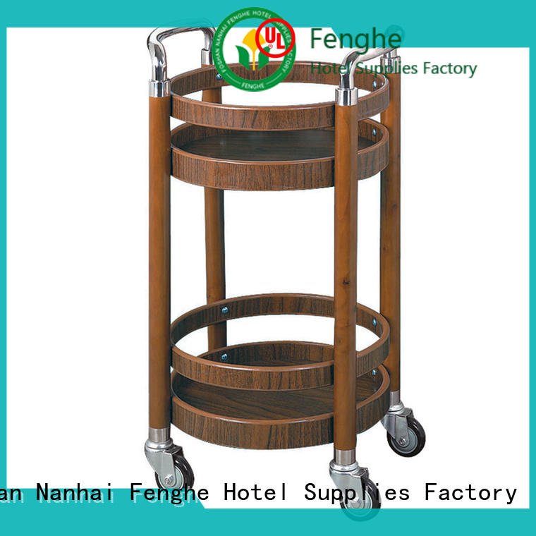 Fenghe new liquor cart awarded supplier for guest house
