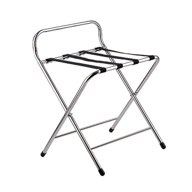 dedicated service hotel folding luggage racks solid supplier for motel-1