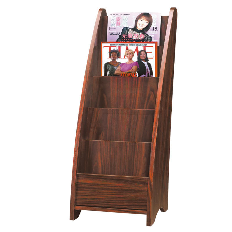 Fenghe solid newspaper stand factory for guest rooms-1