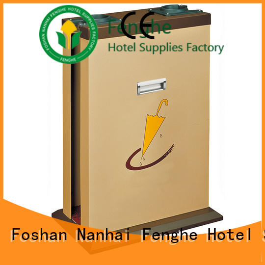 Fenghe customized hotel umbrella stand wholesaler trader for gym