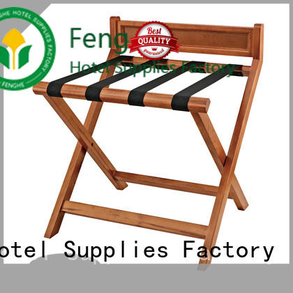 Fenghe high reliability‎ hotel luggage holder solution expert for campus