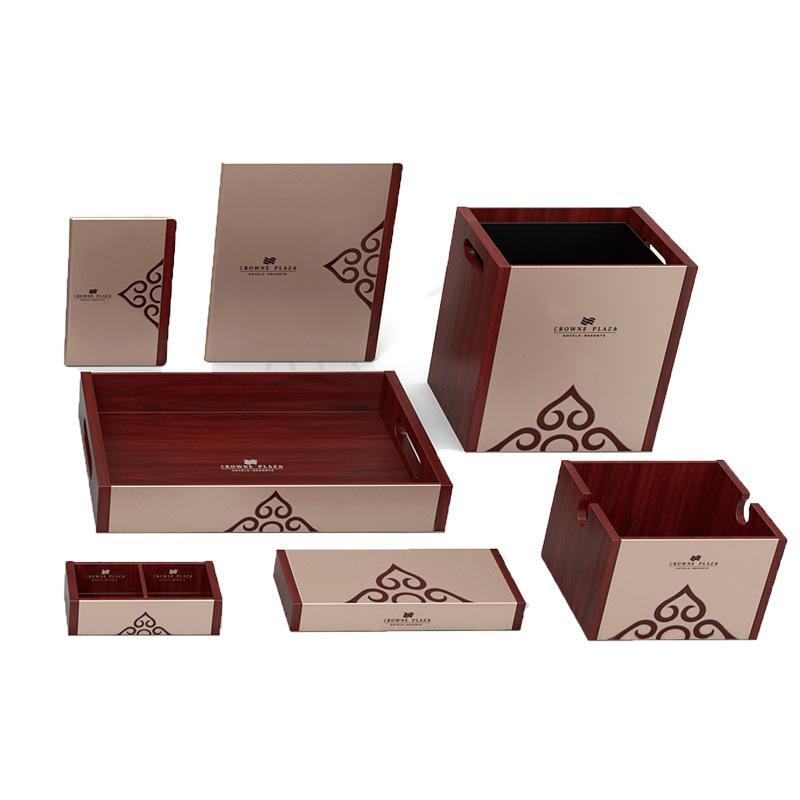 elegant leather tissue box cover holderpu leading company for hotel-3