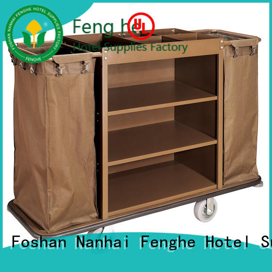 professional hotel housekeeping trolley maid inquire now for wholesale