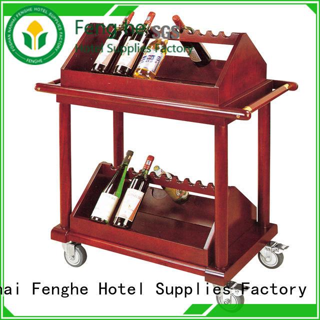 elegant bar trolley golden trader for hotel