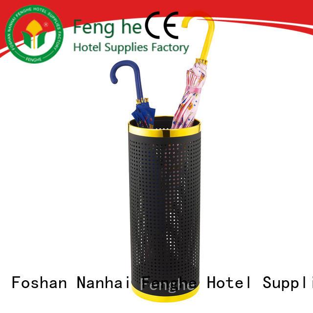 Fenghe high reliability umbrella bag dispenser solution expert for hotel