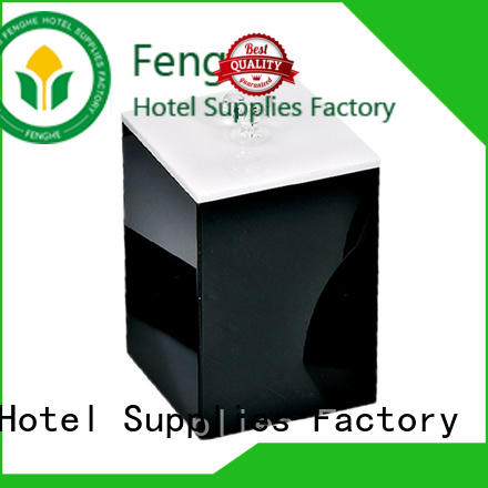 rectangle white acrylic tray inquire now for hotel Fenghe