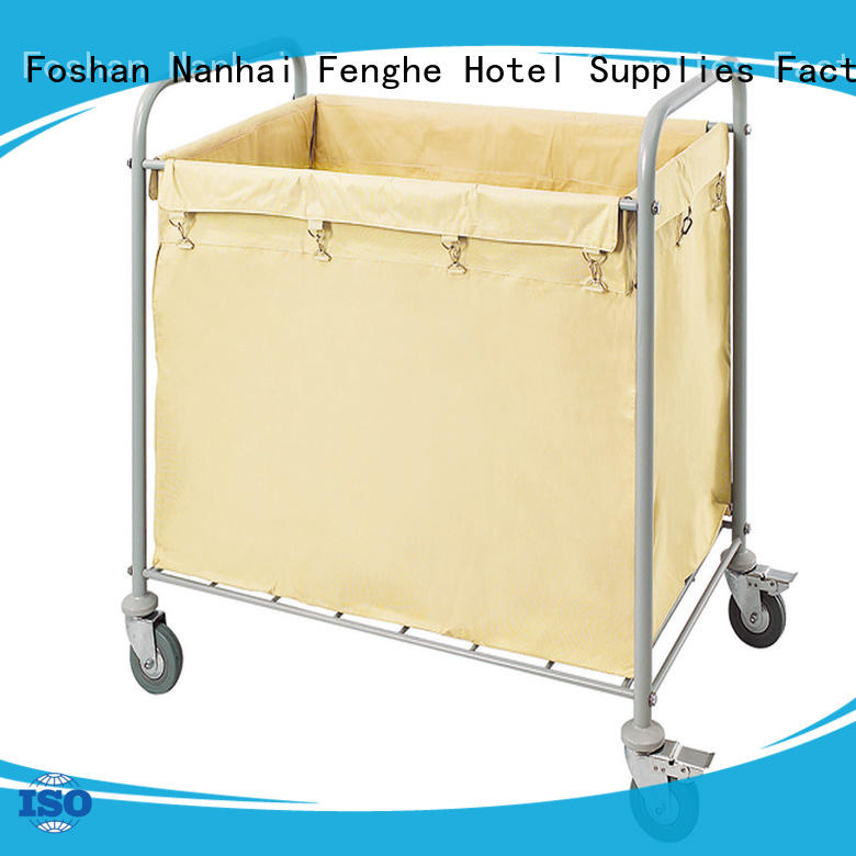 Fenghe professional hotel laundry cart inquire now for hotel
