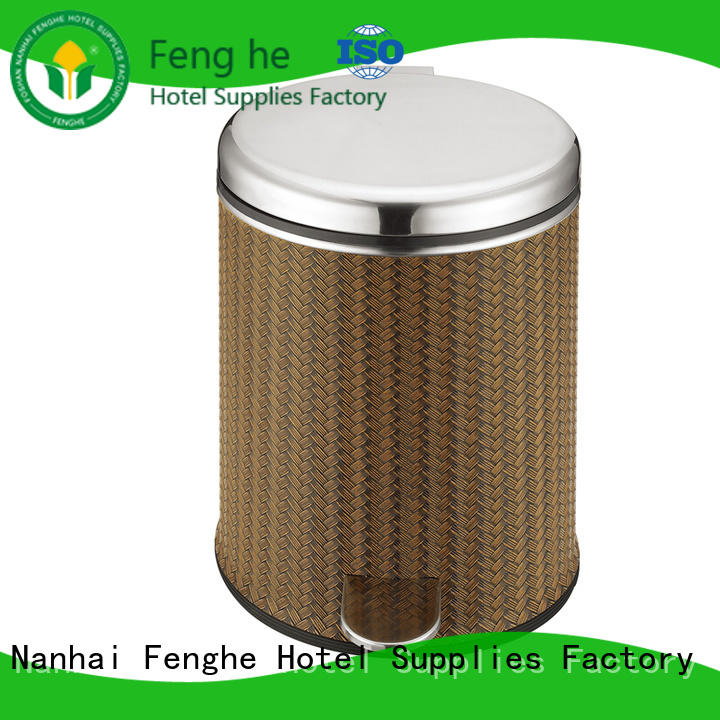 Fenghe affordable hotel waste bins purchase online for wholesale