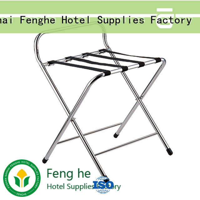 dedicated service hotel room luggage stand sale solution expert for motel
