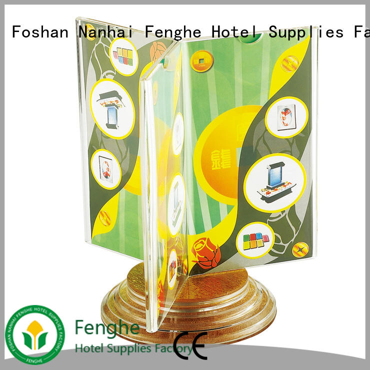 Fenghe top white acrylic tray inquire now for distribution