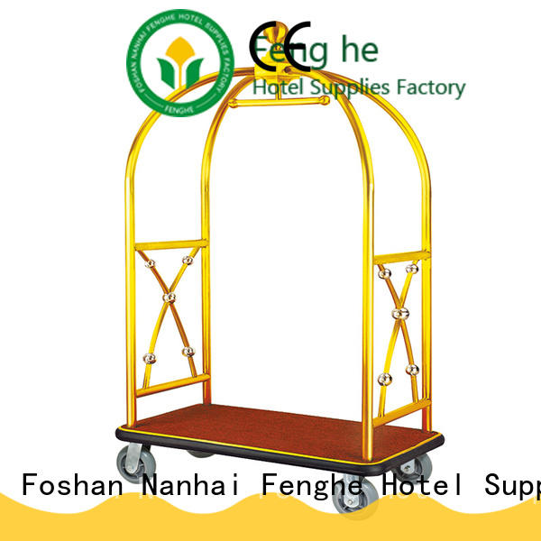 Fenghe cart bellmans cart overseas trader for campus