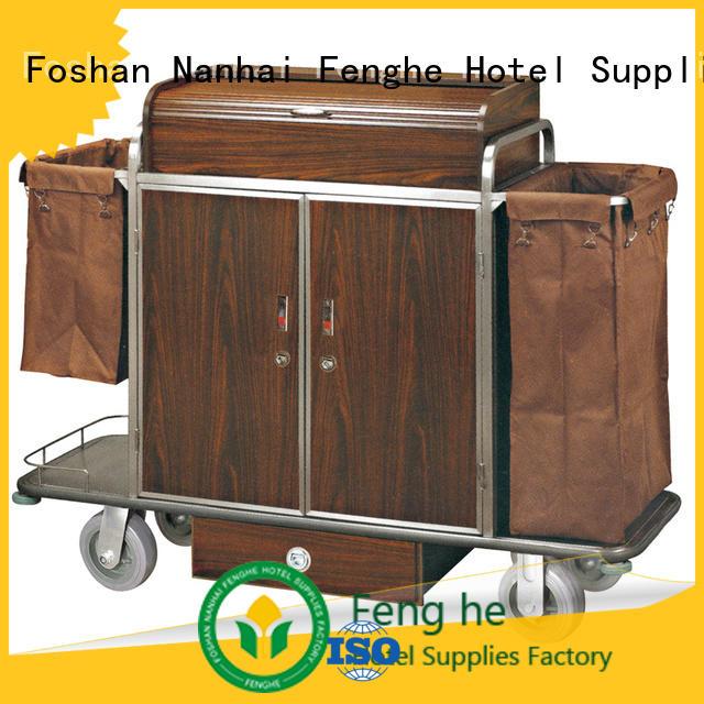 Fenghe maid hotel housekeeping trolley inquire now