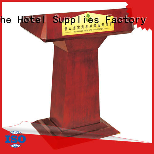 Fenghe steel pulpit source now for bankquet halls