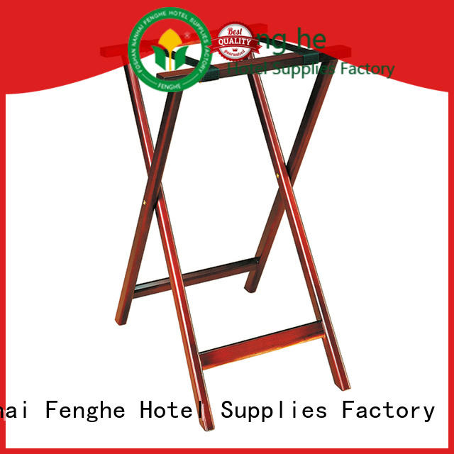 Fenghe dedicated service luggage racks for suitcases gym for hotel
